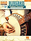 Bluegrass Festival Favorites: Banjo Play-Along Volume 9 (English Edition)