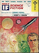"""IF Worlds of Science Fiction: July 1964 (""""Farnham's Freehold"""")"""