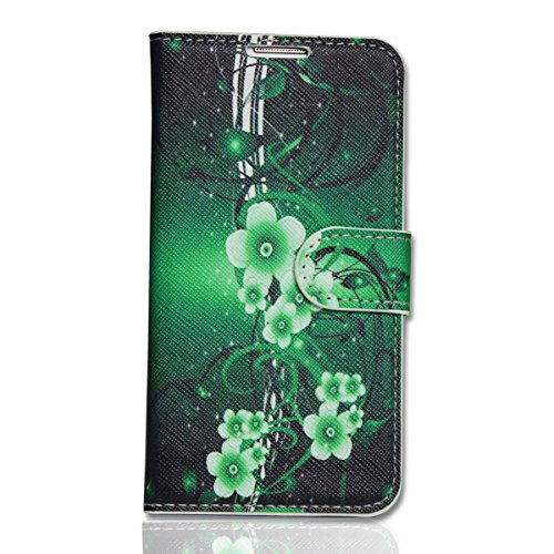 wicostar Handy Tasche - Book Style - Design GNF - Cover Hülle Hülle Etui für Huawei Ascend G525