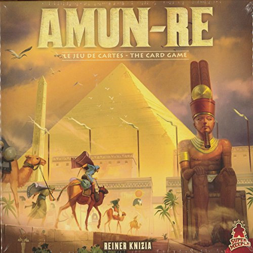 Super meeple Amun-RE: The Card Game