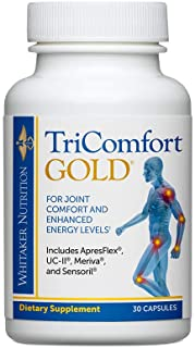 Dr. Whitaker's TriComfort Gold Supplement Delivers Ashwagandha for Powerful Joint Health, Energy and Mood in Just One Small Pill a Day