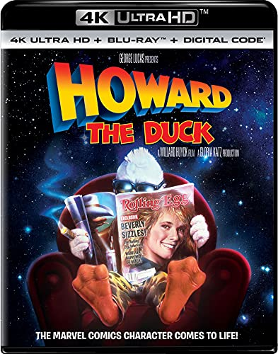 Howard the Duck - 4K Ultra HD + Blu-ray + Digital