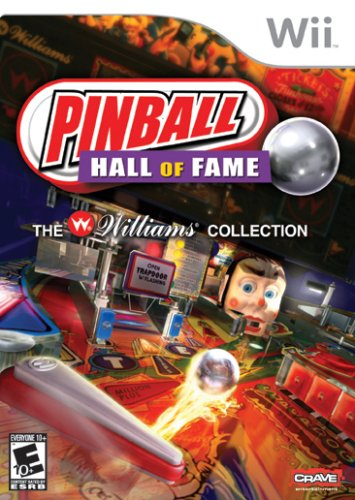 Pinball Hall of Fame: The Williams Collection - Nintendo Wii