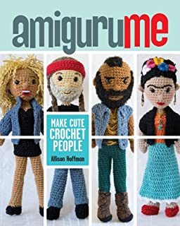 AmiguruME: Make Cute Crochet People