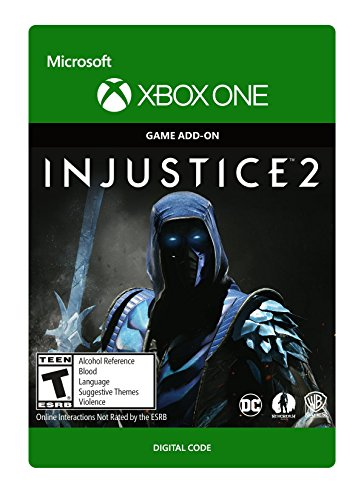 Injustice 2: Sub-Zero Character - Xbox One [Digital Code]