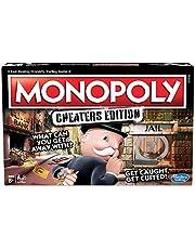 Monopoly Cheaters Edition, bordspel, Engelse versie