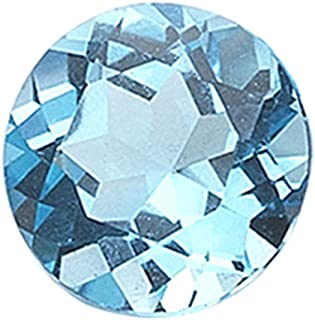 Loose Russian Lab Created Alexandrite Gemstone Mysticdrop 1.15-1.71 Cts of 5 mm AAA Round 2 pcs