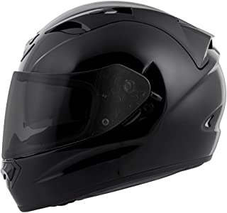 Scorpion EXO-T1200 Solid Street Motorcycle Helmet (Black, XX-Large)