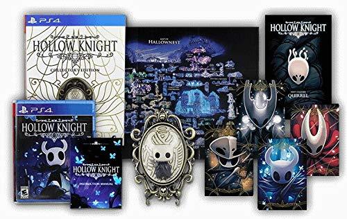 Hollow Knight - Collector Edition Edicion Coleccionista - PS4