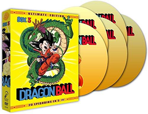 Dragon Ball Box 3 (5) [DVD]