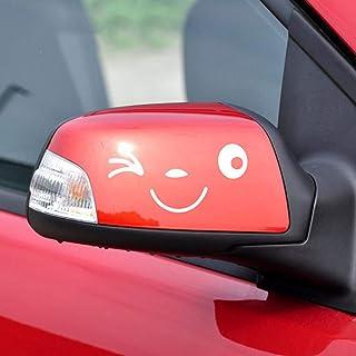 Moooi Adesivo Auto Divertenti Adesivi Tuning per Auto Adesivo per Bambini a Bordo per Auto Adesivo per Auto Non Fumatori Adesivi per Auto per Bambini White