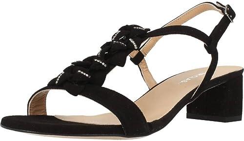 KESS Sandales, Couleur Noir, Marque, modèle modèle Sandales 7748M Noir  100% authentique