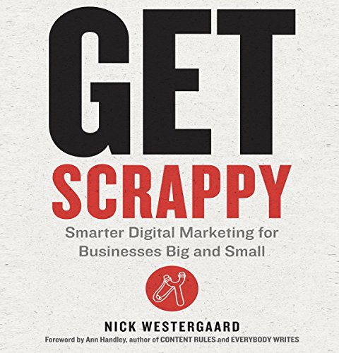 Get Scrappy audiobook cover art