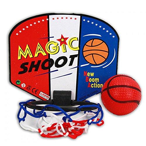 abrakado.nath KORBWAND 1 Ball 13,5 X 9 cm AUSRÜSTUNG Basketball