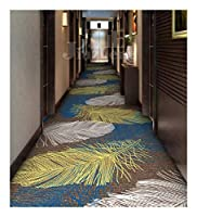 CnCnCn キッチンランナーカーペット廊下長距離ランナーゾーンカーペット3Dプリントカーペット滑り止めと耐久性 (Color : D, Size : 80X120CM)