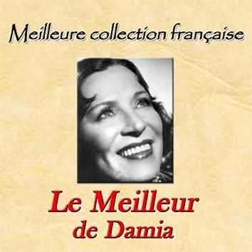 Meilleure collection française: Le Meilleur de Damia