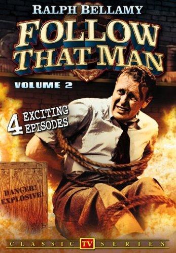 Follow That Regular discount Max 68% OFF Man aka Against Crime DVD Volume 1952 2 -