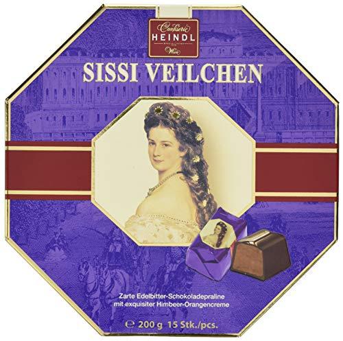 Heindl Sissi-Veilchen-Packung, 200 g