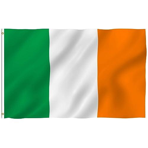 "Ireland Erin Go Bragh Small Hand Waving Flag 6/"" x 4/"""