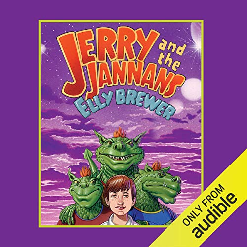 Jerry and the Jannans cover art