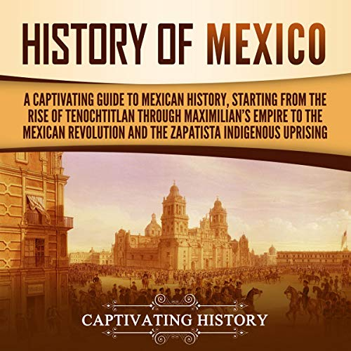 History of Mexico  By  cover art