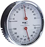 TFA-Dostmann TFA 45.2041.42 - Termómetro e higrómetro para un Mejor Ambiente y Vivienda