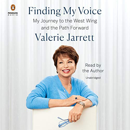 Couverture de Finding My Voice