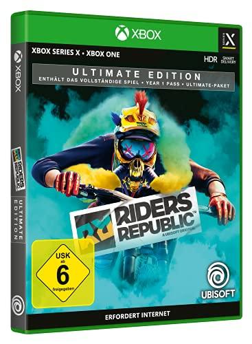 Riders Republic - Ultimate Edition - [Xbox One, Xbox Series X]