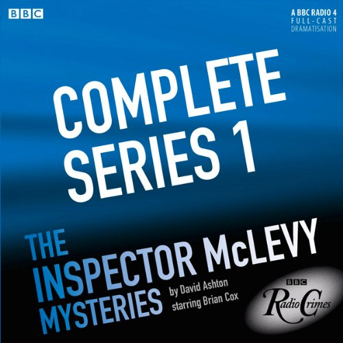 McLevy: Complete Series 1 cover art