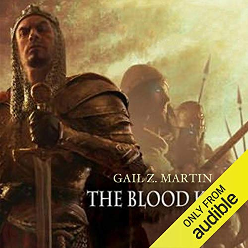 The Blood King cover art