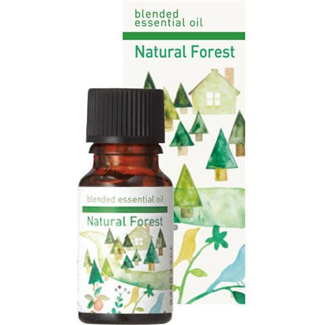 メトロポリタンピーク香水ブレンド精油 ナチュラルフォレスト10ml