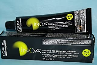 L'oreal Inoa Ammonia Free Permanent Haircolor 7.3/7g by L'Oreal Paris