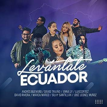 Levántate Ecuador