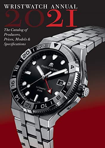 Wristwatch Annual 2021: The Cata...