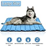 Lifepul Portable Pets Bed Mat, Soft Dog & Cat Bed Cover in Extra Large...