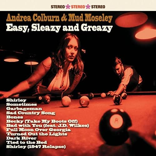 Andrea Colburn & Mud Moseley
