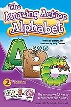 amazing action alphabet book