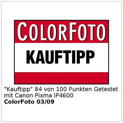 Schwarzwald Mühle Fotopapier: 120 Blatt Foto-Karton, matt, beidseitig, A4 (Inkjet Papier)
