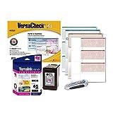 VersaCheck 65 MICR Ink Check Printer Conversion Kit, MICR Black