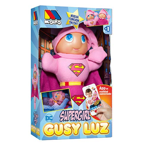 3. Molto - Gusiluz Supergirl