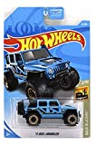Hot Wheels Jeep Replacement for '17 Jeep Wrangler, Baja Blazers, 13/250, Blue