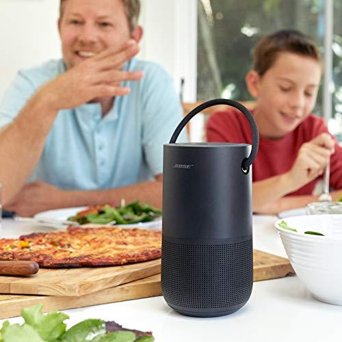 Bose Portable Smart Speaker - Altavoz inteligente portátil