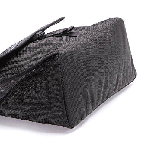 マンハッタンポーテージブラックレーベル『ブライアントパークメッセンジャーバッグ(MP1673BL)』