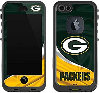 NFL Green Bay Packers Vinyl Skin for Lifeproof for Apple iPhone 5 / 5S