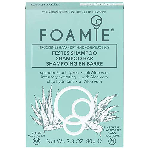 FOAMIE Shampoo Bar - Aloe Spa