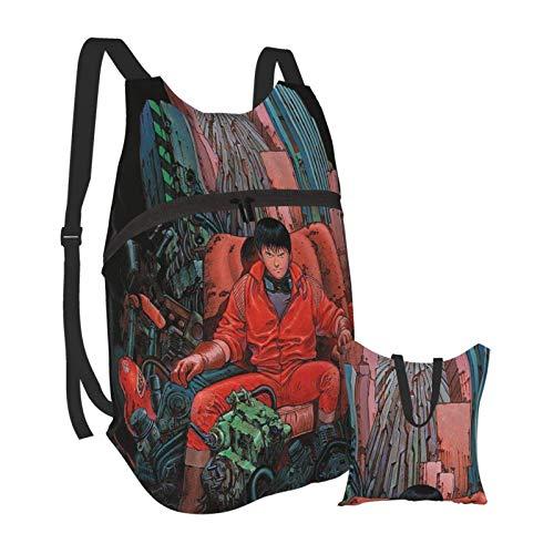 kookynn Ak Ira Hiking Bapa Men and Women Waterproof Portable Folding Bapa Travel Sports Shopping Ultra Light Leisure Bag