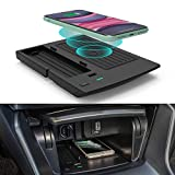 CarQiWireless Wireless Charger for Honda Accord 2018 2019 2020 2021 Accessories, Phone Wireless Charging Pad Mat Fit for 10th Gen Honda Accord