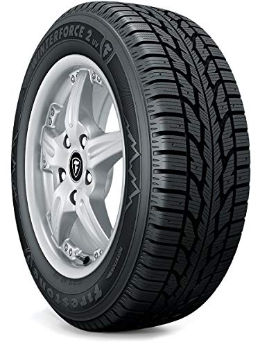 Firestone Winterforce 2 UV Winter/Snow SUV Tire P265/65R18 112 S
