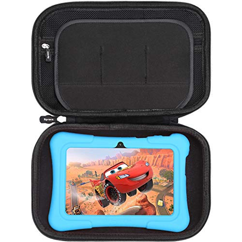 Aproca Hard Travel Storage Carrying Case for Dragon Touch Y88X Pro 7 inch Kids Tablets (Pink-Promotion)