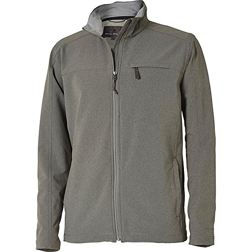 Royal Robbins pour Homme Truckee (Softshell pour Homme Large étain